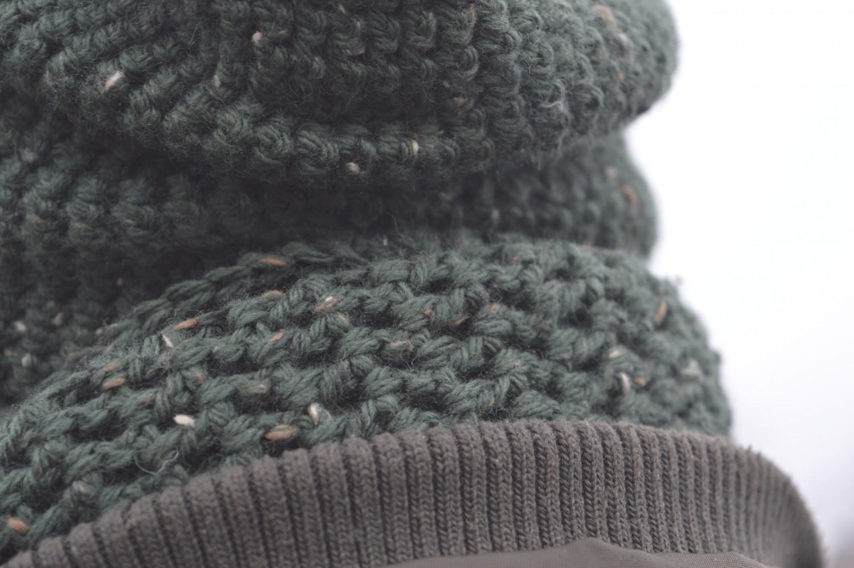Uitzonderlijk Warme Winter-Sjaal voor mannen - Lossen & Vasten #RC88